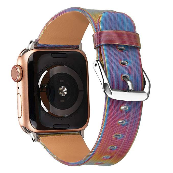 Amazon Com Doweiss Compatible For Apple Watch Bands Glitter 38mm
