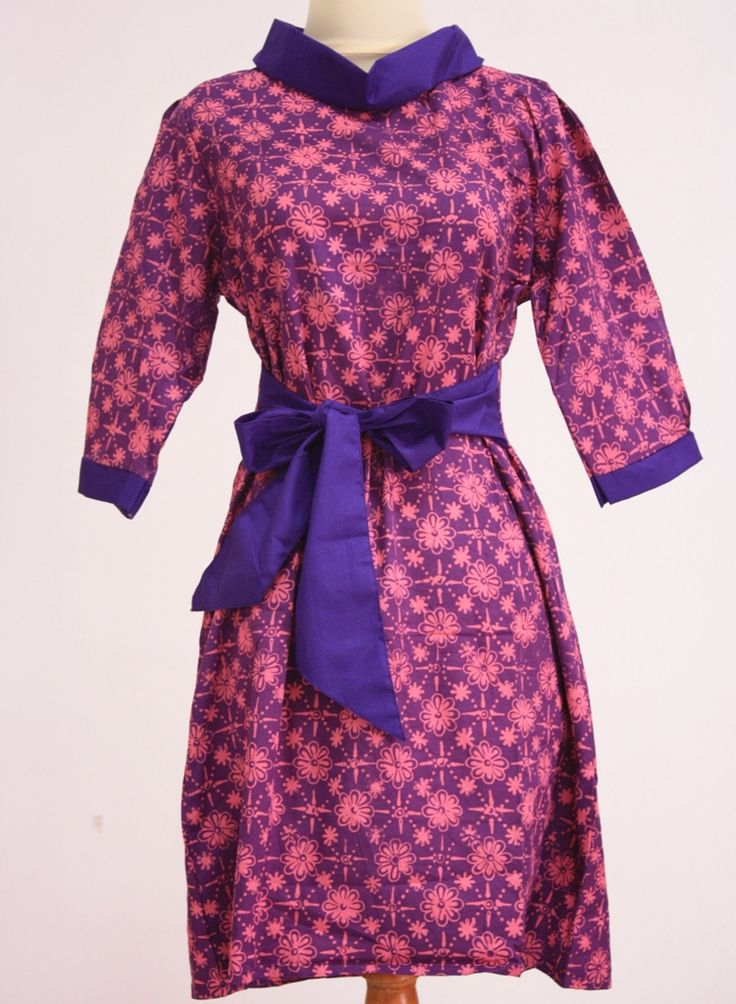 dress batik murah imanis