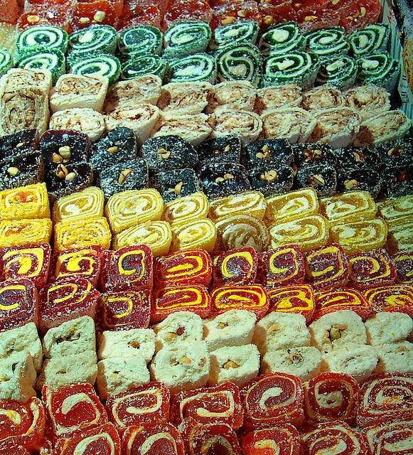 Egyptian Bazaar, Turkish Delight, Istanbul