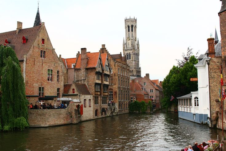 Belgium, Bruges, Middle Ages, Romantic, Historically