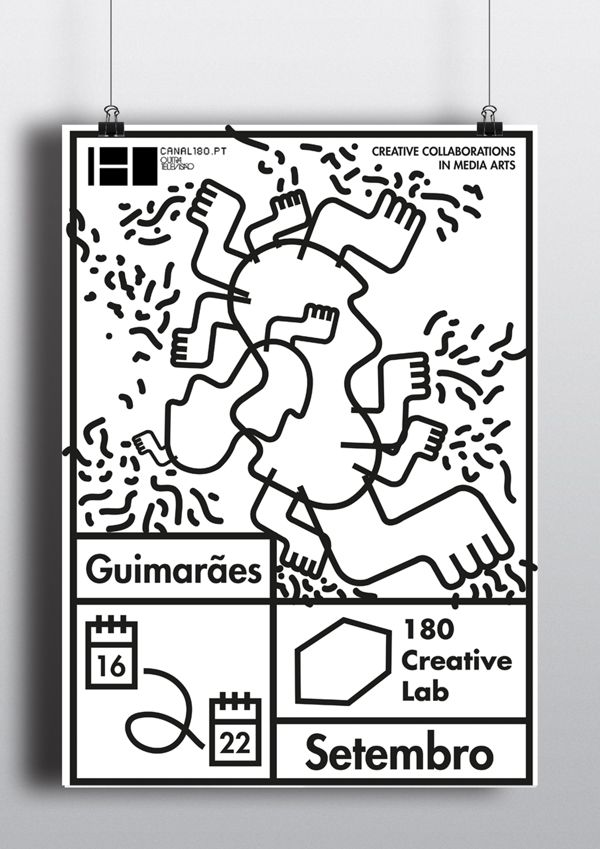 visualgraphc:  180 Creative Lab by Cesar Crahan Design