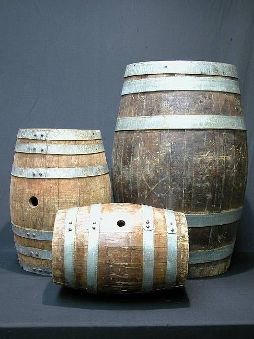 houten ton maat 60 liter huur huren - houten ton maat 60 liter - Brouwerij-Oude fabriek decor - Rekwisieten   Groen-land decorbouw