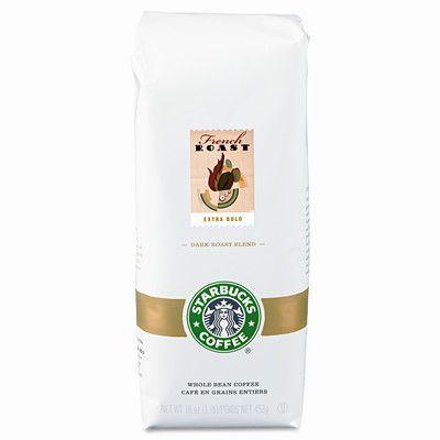 FIVE STAR DISTRIBUTORS, INC. Starbucks Coffee, French Roast, Ground, 1 Lb. Bag