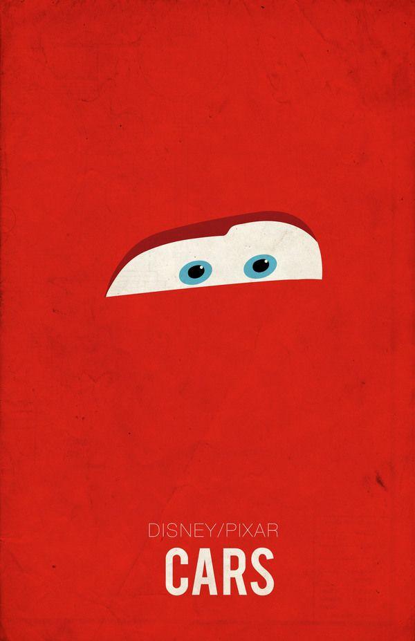 Minimalism poster series - Cars
