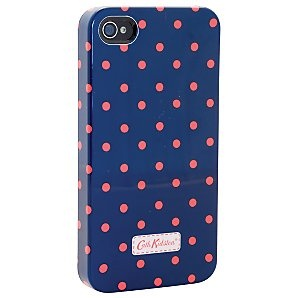 Cath Kidston Mini Dot Phone Case for iPhone 4s
