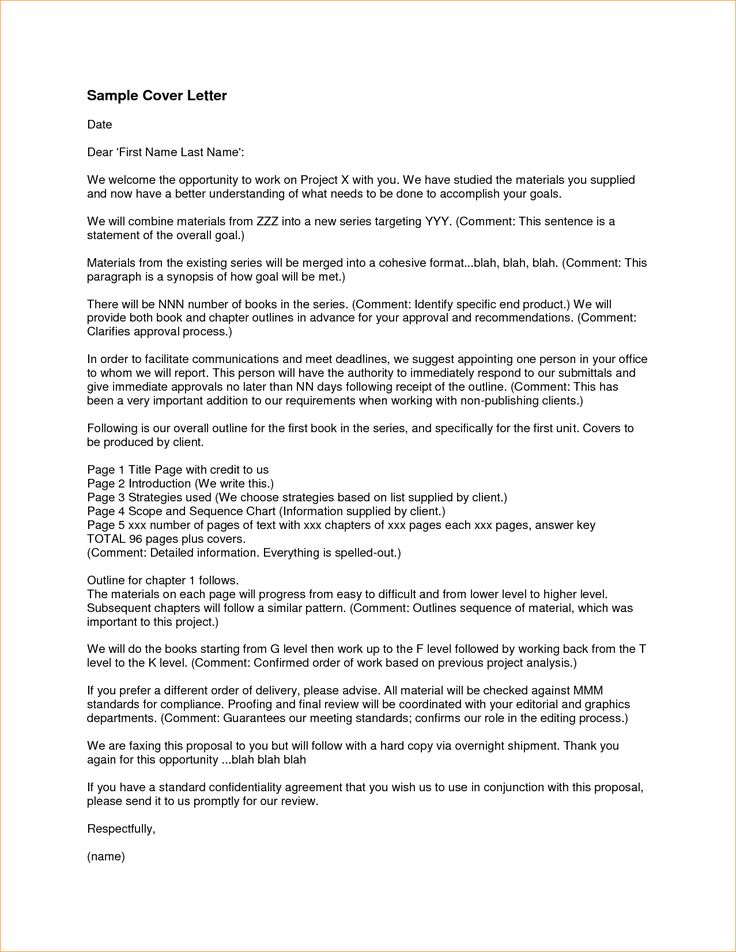 Best 25+ Sample of proposal letter ideas that you will like on ...