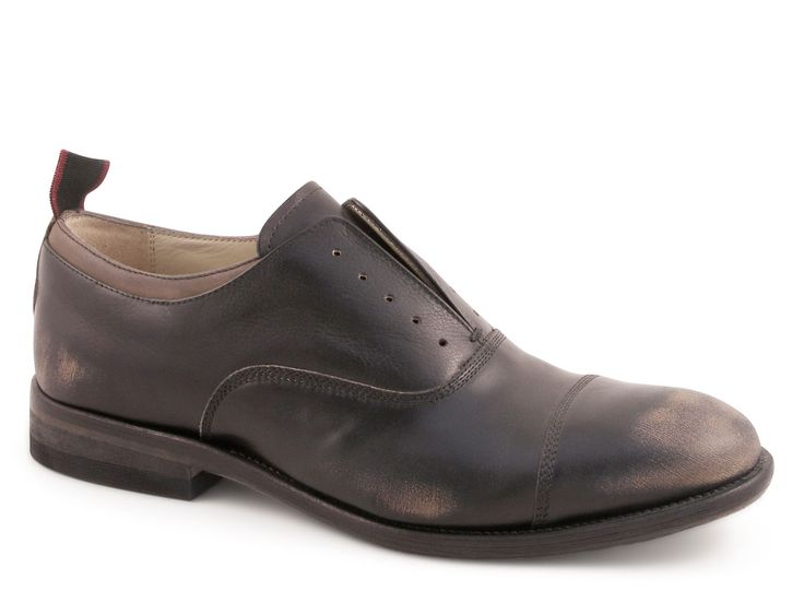 Smith's American men's shoes in black Calf leather - Italian Boutique €280