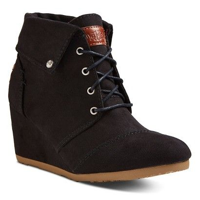 Kid if obsessed with my new booties!  Women's Mad Love® Lexie Booties