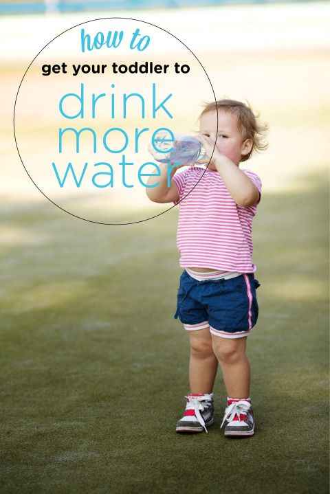 Tips and Tricks from a Parenting Expert on How to get Your Toddler to Drink More Water
