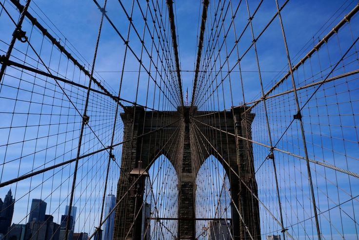 My 6 favorite New York experiences: Walk across the Brooklyn Bridge