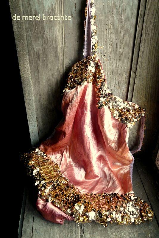 antique circus costume
