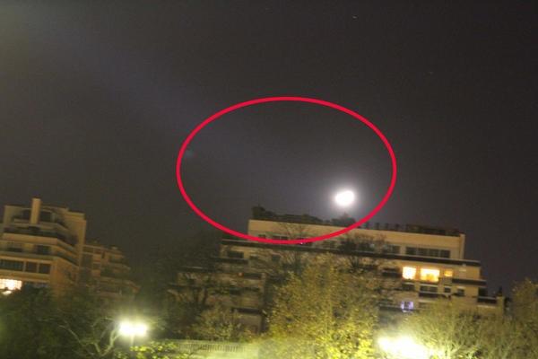 I Visionari: quelli che segnalano preoccupanti avvistamenti Ufo a Parigi (Formigoni)