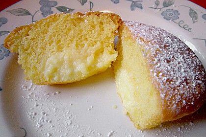 Vanillepudding - Muffins, ein tolles Rezept aus der Kategorie Kuchen. Bewertungen: 102. Durchschnitt: Ø 4,0.