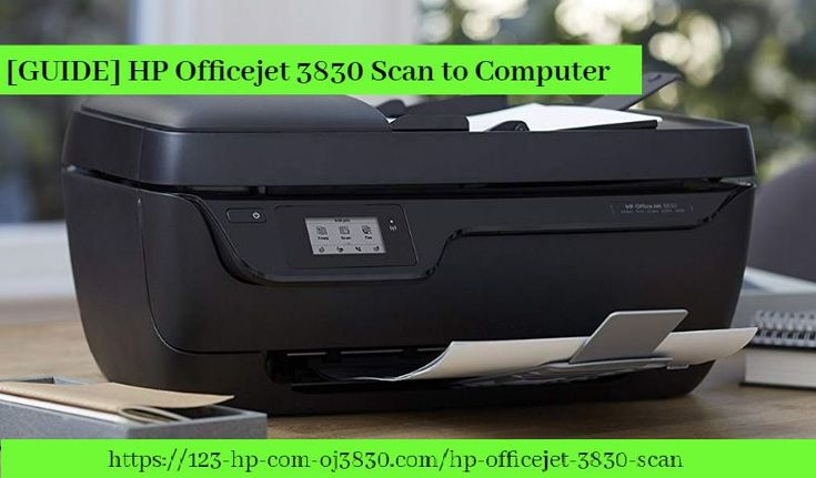 Guide Hp Officejet 3830 Scan To Computer Hp Officejet Everyday Essentials Products Cool Toys