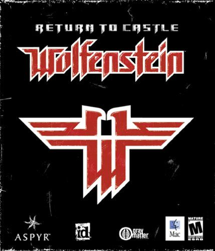 Return to Castle Wolfenstein - Mac