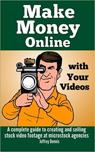 Make Money Online with Your Videos: A complete guide to creating and selling stock video footage at microstock agencies  http://amzn.to/2g4l8Hg   #makemoney #makemoneyonline #makemoneyfromhome #workfromhome #workfromhomemom #entrepreneur #entrepreneurs #entrepreneurship #entrepreneurial #entrepreneurlife