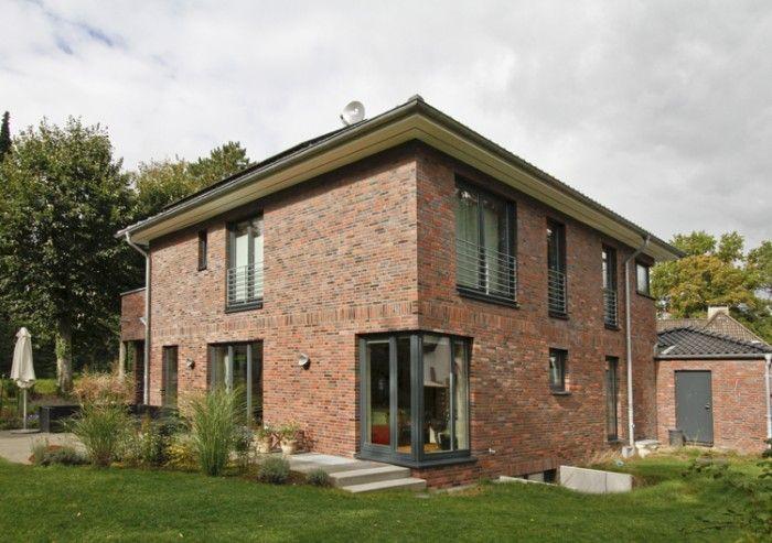 dunkles dach dunkelrot klinker - Wintergartendesigns