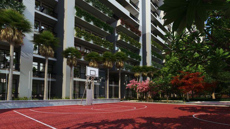 Elegant Splendour  Size : 1061 Sq.Ft. - 1619 Sq.Ft Builder : ELEGANT Address : GH-05C, Techzone-4, Greater Noida(West)