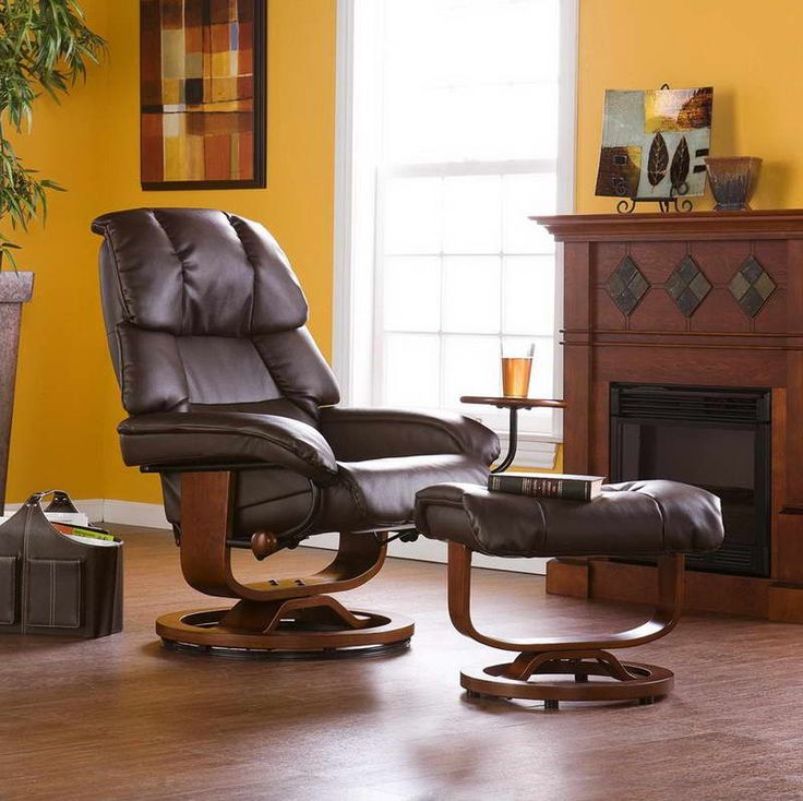 Ikea Leather Recliner: Ikea Leather Recliner With Yellow Walls ...