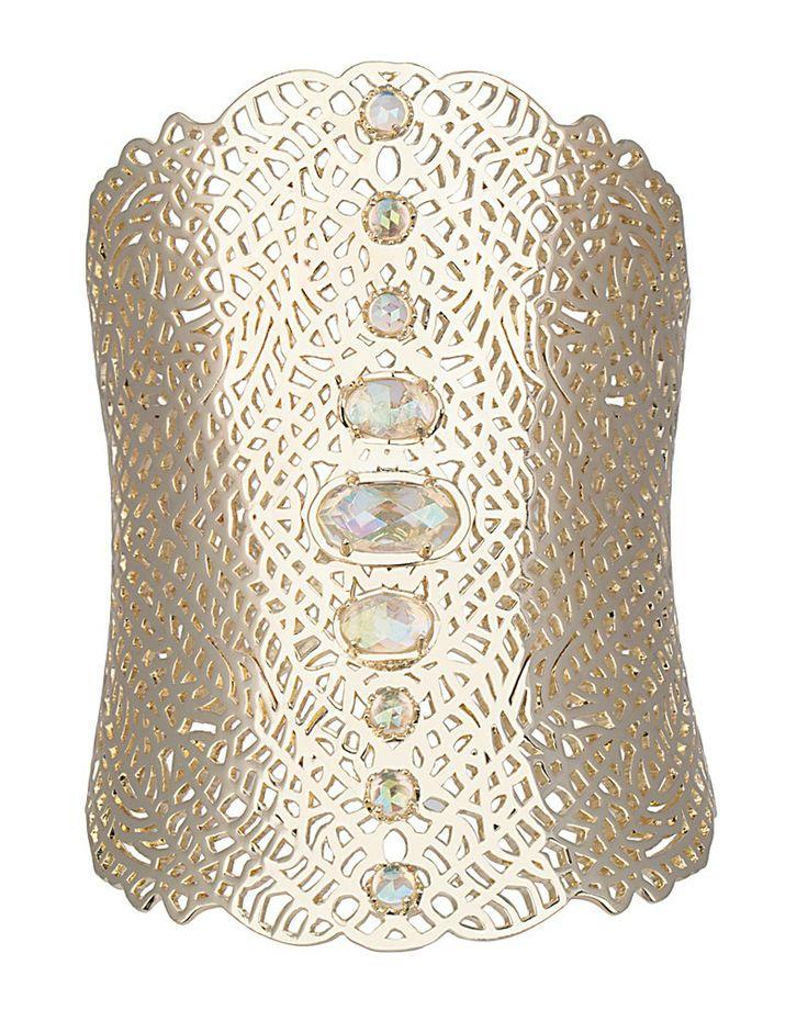 Erika Cuff Bracelet