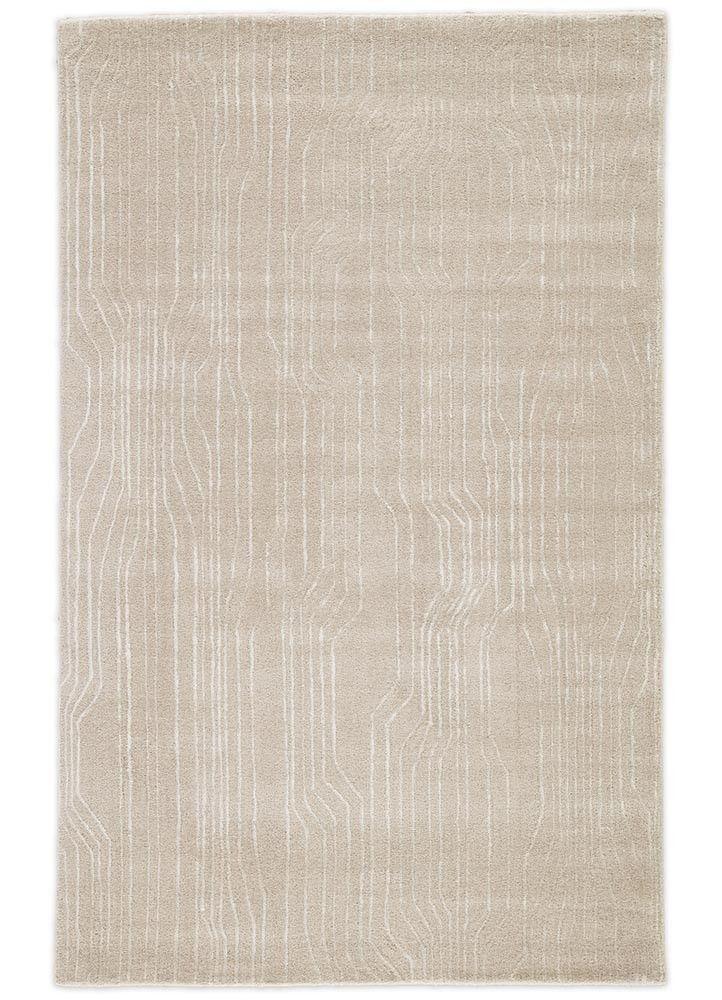 Plush Luxury Rug Natural Bark Tan (New)