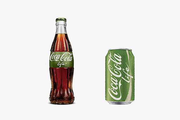 Image of Coca-Cola Launches New Coca-Cola Life