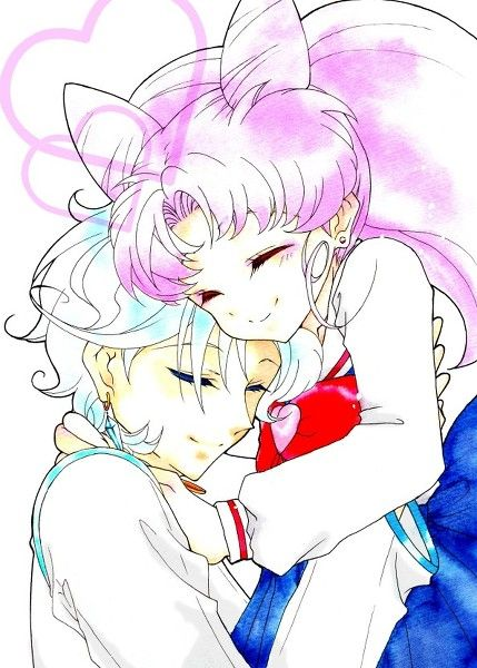 Man...talk about a blast from the past. I remember shipping these two before I knew what shipping was - same with Sailor Moon x Tuxedo Mask