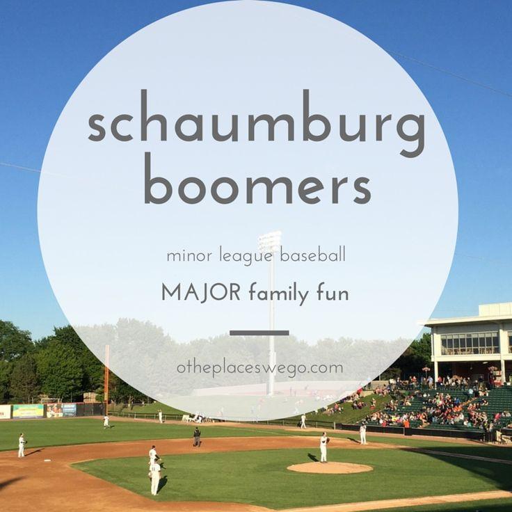 Schaumburg Boomers minor League Baseball 45 best