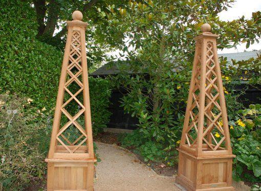 Garden Benches   Gates   Gazebos   Planters   Hardwood Trellis   Arbours    Obelisk  