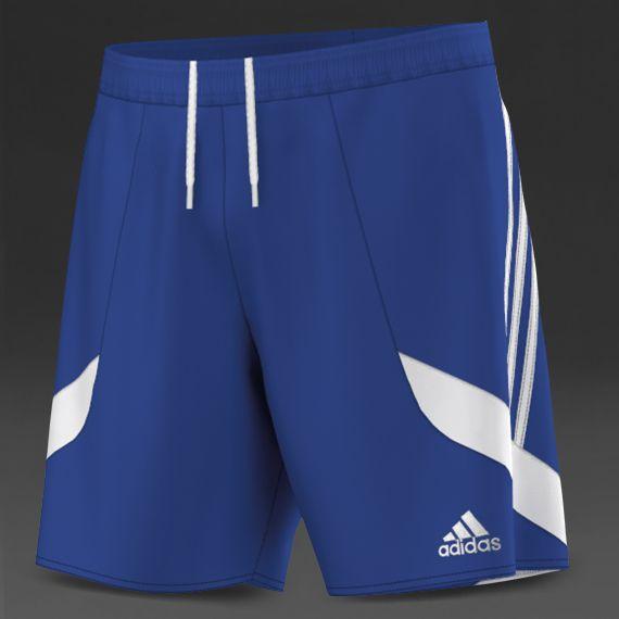 adidas Nova 14 Shorts - Cobalt/White/White