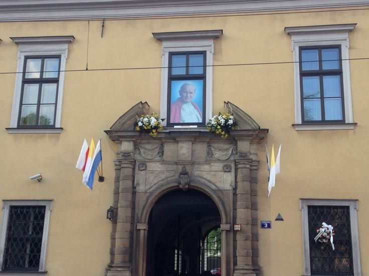 Kuria Metropolitalna, Krakow