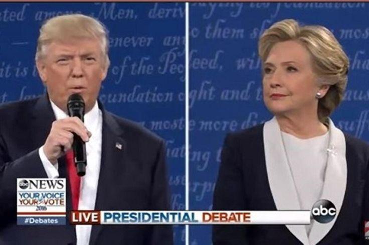 Trump Challenges Clinton To Drug Test Before Debate