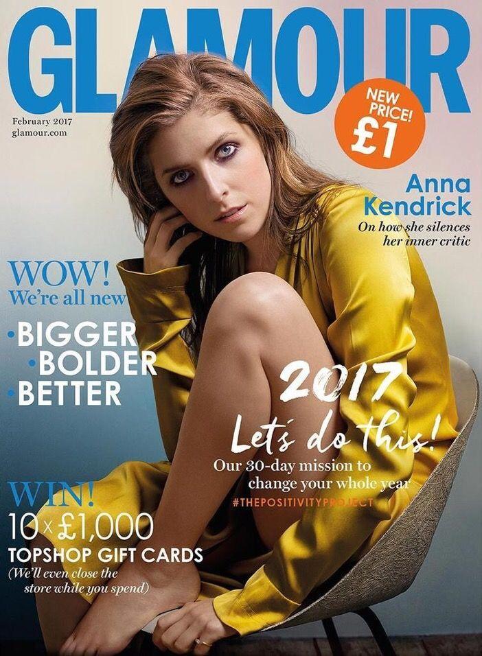 67 best magazine covers images on pinterest magazine covers anna kendrick for glamour uk february 2017 fandeluxe Choice Image