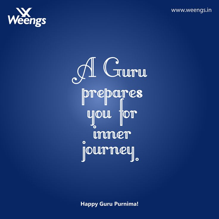 Paying tribute to the eternal source of wisdom who has ignited our lives with their power of knowledge. Happy Guru Purnima! ‪#‎GuruPurnima‬ ‪#‎WeengsIndia‬ ‪#‎IndianFestival‬