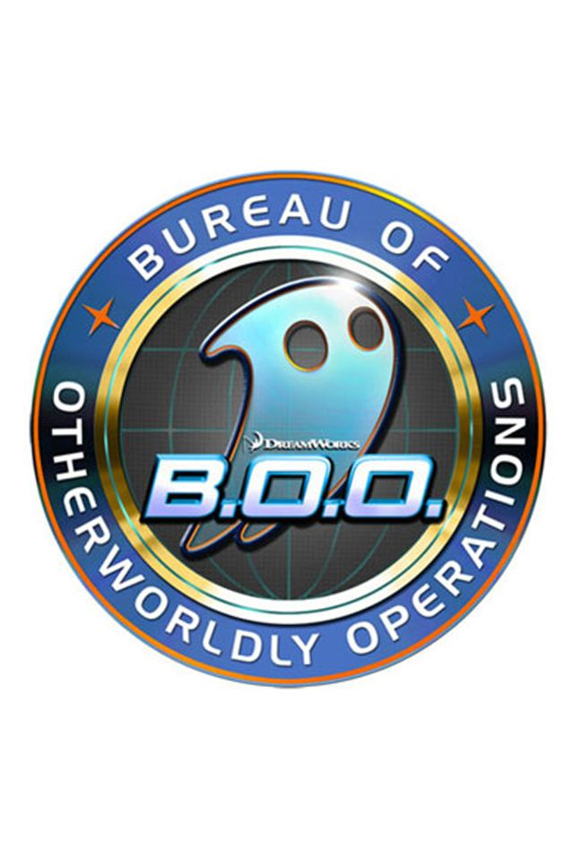 B.O.O.: Bureau of Otherworldly Operations. Release date: June 5, 2015 (USA)