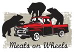 "Magnet - Meals on Wheels - High Quality Magnet. 3.5"" x 2.5"". Made in Canada. $4.29"