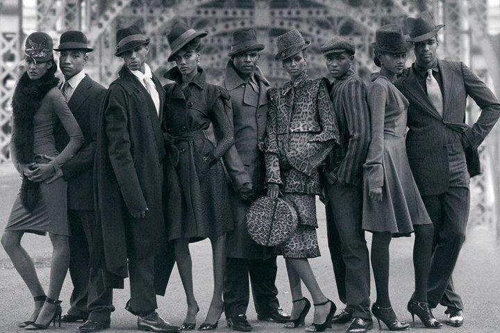 Harlem Renaissance Fashion African American A Black White Thing Pinterest