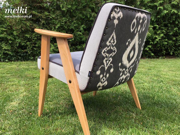 melki armchair / up-cycled