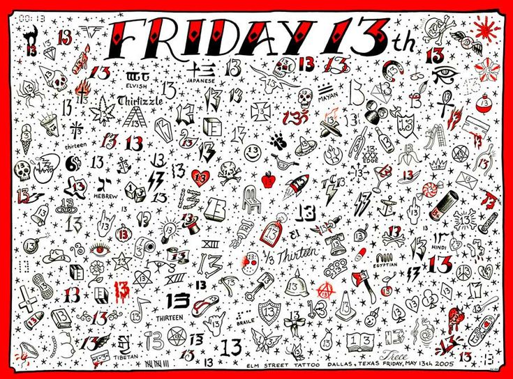 What kind of #luck did you have yesterday? Did you blame/thank the date?? #FunFact /s: There are three #Friday13th s this year yet that's not the fun part; January 13, April 13  July 13 are all 13 weeks apart. Whether you suffer from Friggatriskaidekaphobia (fear of Friday the 13th) or consider the faux-holiday lucky (as I do ~_^), we have one more to look forward to in 2012.