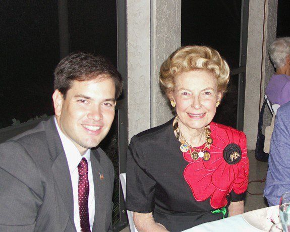 BREAKING: Phyllis Schlafly Issues 15 Page 'Rubio Betrayal Memo'  Jim Hoft Feb 5th, 2016