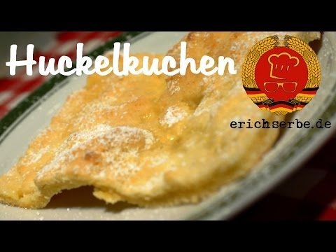 DDR Rezept: # 159 Huckelkuchen (Prophetenkuchen) - YouTube