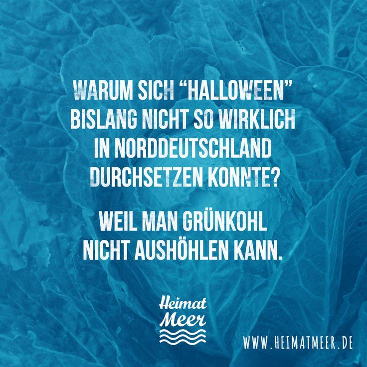 """""""Halloween"""" in Norddeutschland..."""