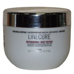 Linecure Hair Mask Маска для поврежденных волос, 500 мл.