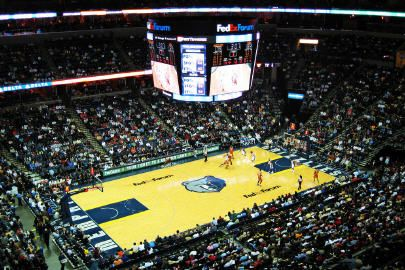 FedEx House Memphis Tennessee | FedExForum  The Grindhouse