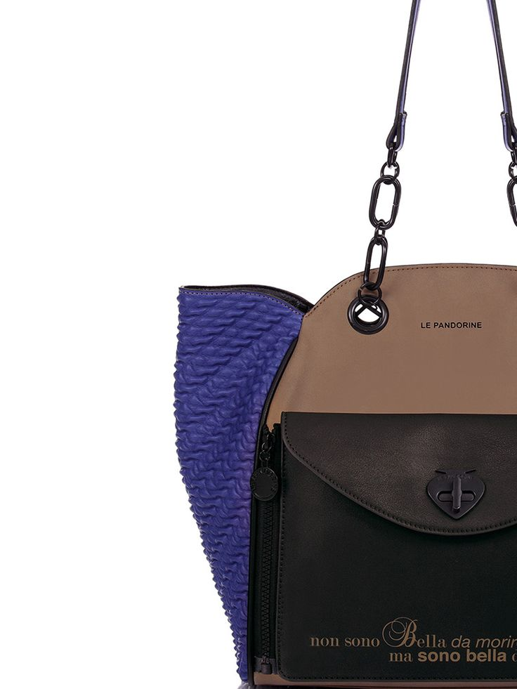 Shopping bag - LE PANDORINE A/I 2016/2017