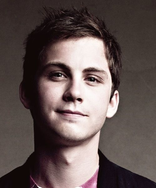 find this pin and more on logan lerman
