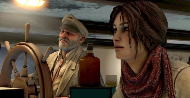 Snowy adventure Syberia 3 finally out today