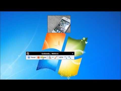 Grabador de Pantalla Gratis – Capture la Pantalla de Su PC Gratis