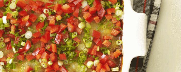 Warm Mexican Chili Dip