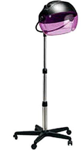 Tourmaline Tools 1059 by Hot Tools Professional Tourmaline Ionic 1875 Watt High Heat Portable Salon Dryer took less than five minutes to set and once it's set up, is very easy to maneuver and adjust so that it is positioned exactly how and where you want it to be.